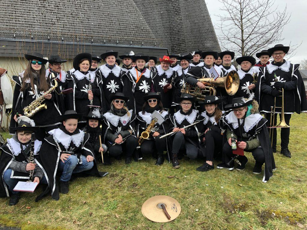 Karneval Malberg 2020